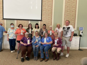 Cove Crafter's Group May 2021